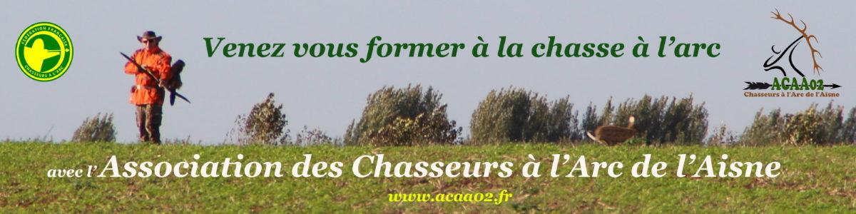 CHASSEURS A l'ARC DE L'AISNE